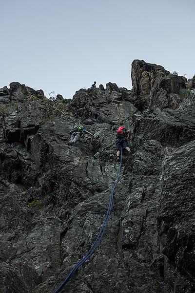 photo montagne escalade pilat roche corbiere rochetaillée planfoy satan m'habite grande voie