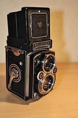 photo rolleiflex