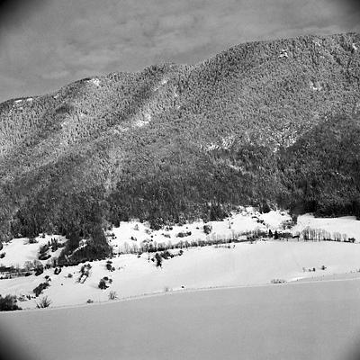 photo rolleiflex montagne vercors