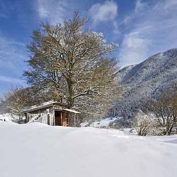 photo montagne alpes saint agnan en vercors