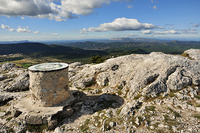 photo montagne randonnée marseille sainte baume