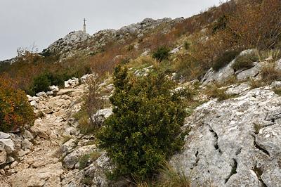 photo montagne randonnée marseille