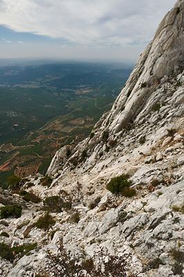 photo montagne randonnée marseille sainte victoire