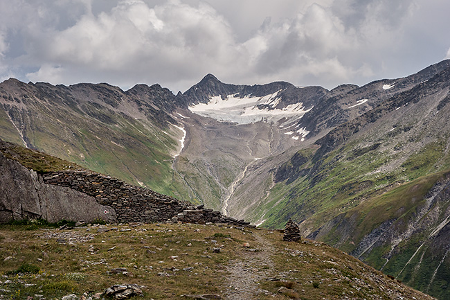photo montagne alpes randonnée suisse grimselpass furkapass glacier du rhone