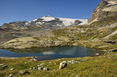photo montagne alpes randonnée tour des glaciers vanoise TGV glaciers lacs des lozieres