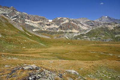 photo montagne alpes randonnée tour des glaciers vanoise TGV mont pelve