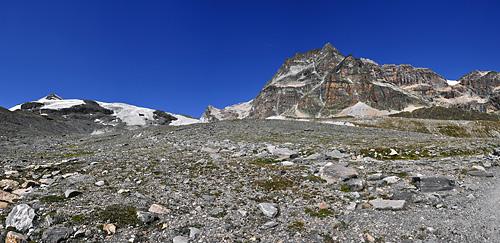 photo montagne alpes randonnée tour des glaciers vanoise TGV