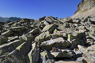 photo montagne alpes randonnée tour des glaciers vanoise TGV pierrier