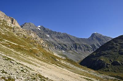 photo montagne alpes randonnée tour des glaciers vanoise TGV grande motte