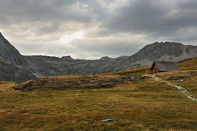 photo montagne alpes randonnée tour des glaciers vanoise TGV col aussois