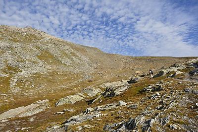 photo montagne alpes randonnée tour des glaciers vanoise TGV aussois col pointe observatoire