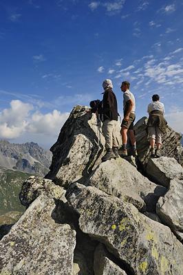 photo montagne alpes randonnée tour des glaciers vanoise TGV pointe observatoire