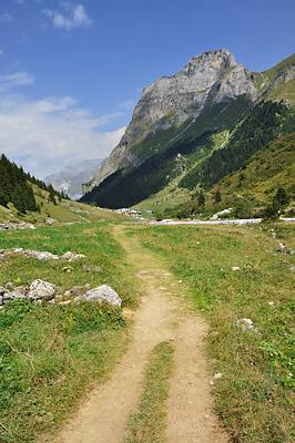 photo montagne alpes randonnée tour des glaciers vanoise TGV prioux