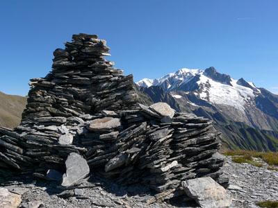 photo montagne alpes randonnée tour du mont blanc tmb kora tête sud des fours
