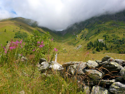 photo montagne alpes randonnée tour du mont blanc tmb kora col de tricot