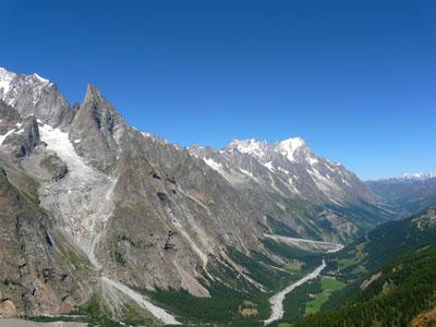 photo montagne alpes randonnée tour du mont blanc tmb kora italie val veni