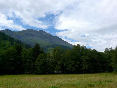photo montagne alpes randonnée tour du mont blanc tmb kora mont joly