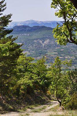 photo montagne alpes randonnée tour baronnies mont ventoux