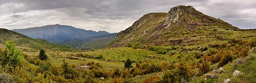 photo montagne alpes randonnée tour baronnies panorama ventoux