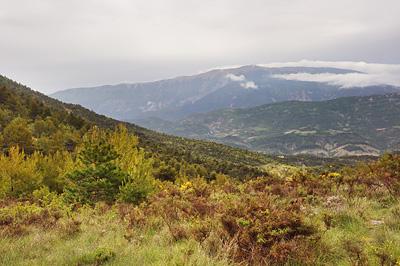 photo montagne alpes randonnée tour baronnies ventoux nible