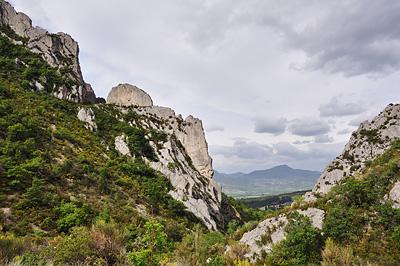 photo montagne alpes randonnée tour baronnies bellecombe tarendol