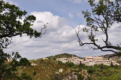 photo montagne alpes randonnée tour baronnies poet sigillat