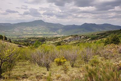 photo montagne alpes randonnée tour baronnies vallee bellecombe tarendol