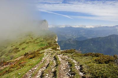 photo montagne alpes diois baronnies cretes trois becs