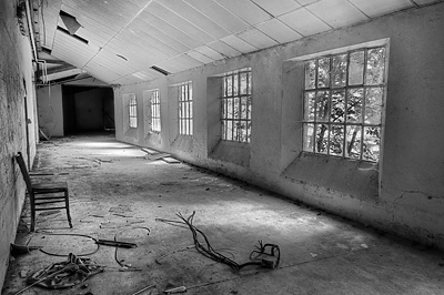 photo urbex usine fromagerie abandonnee