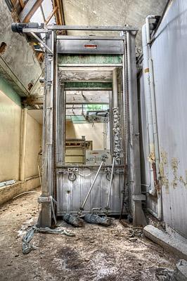 photo urbex usine fromagerie abandonnee