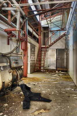 photo urbex usine laiterie abandonnee
