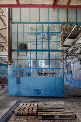 photo urbex usine laiterie abandonnee
