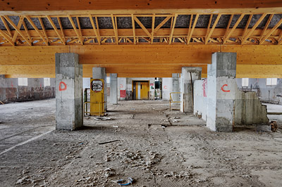photo urbex papeteries papeterie usine abandonnee