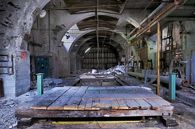photo urbex papeteries papeterie usine abandonnee