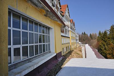 photo urbex sanatorium hôpital hôpitaux batiment