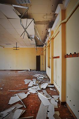 photo urbex sanatorium hôpital hôpitaux vandalisme