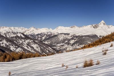 photo montagne alpes queyras vallon aigue blanche