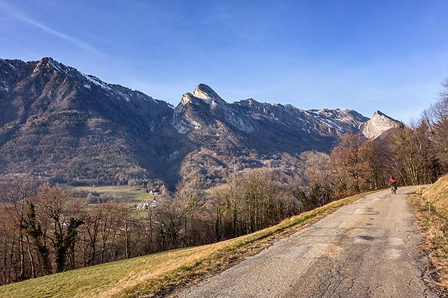 photo montagne alpes randonnée rando vélo savoie bauges albertville
