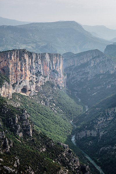 photo montagne alpes randonnée rando gorges verdon sentier imbut