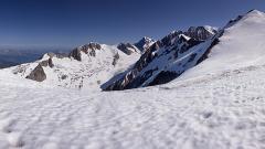 Panorama au Dôme des Glaciers